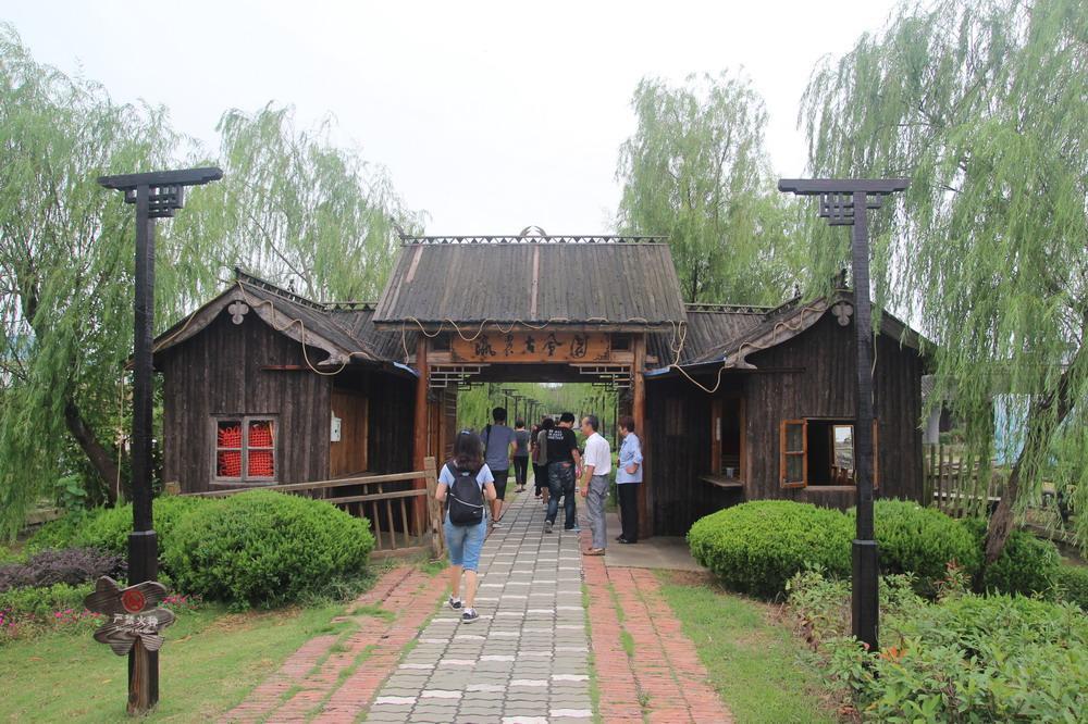 上海崇明前卫村
