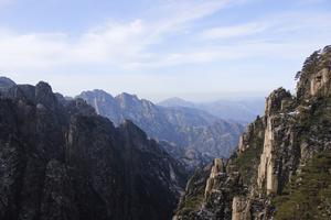 【全民摄影季】五岳归来不看山,黄山归来不看月,看月亮啊----黄山