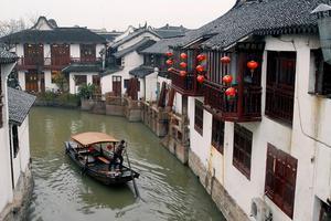 五一带家人游上海3