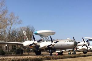 周末北京一日亲子游--中国航空博物馆