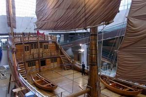 风雨兼程航海博物馆
