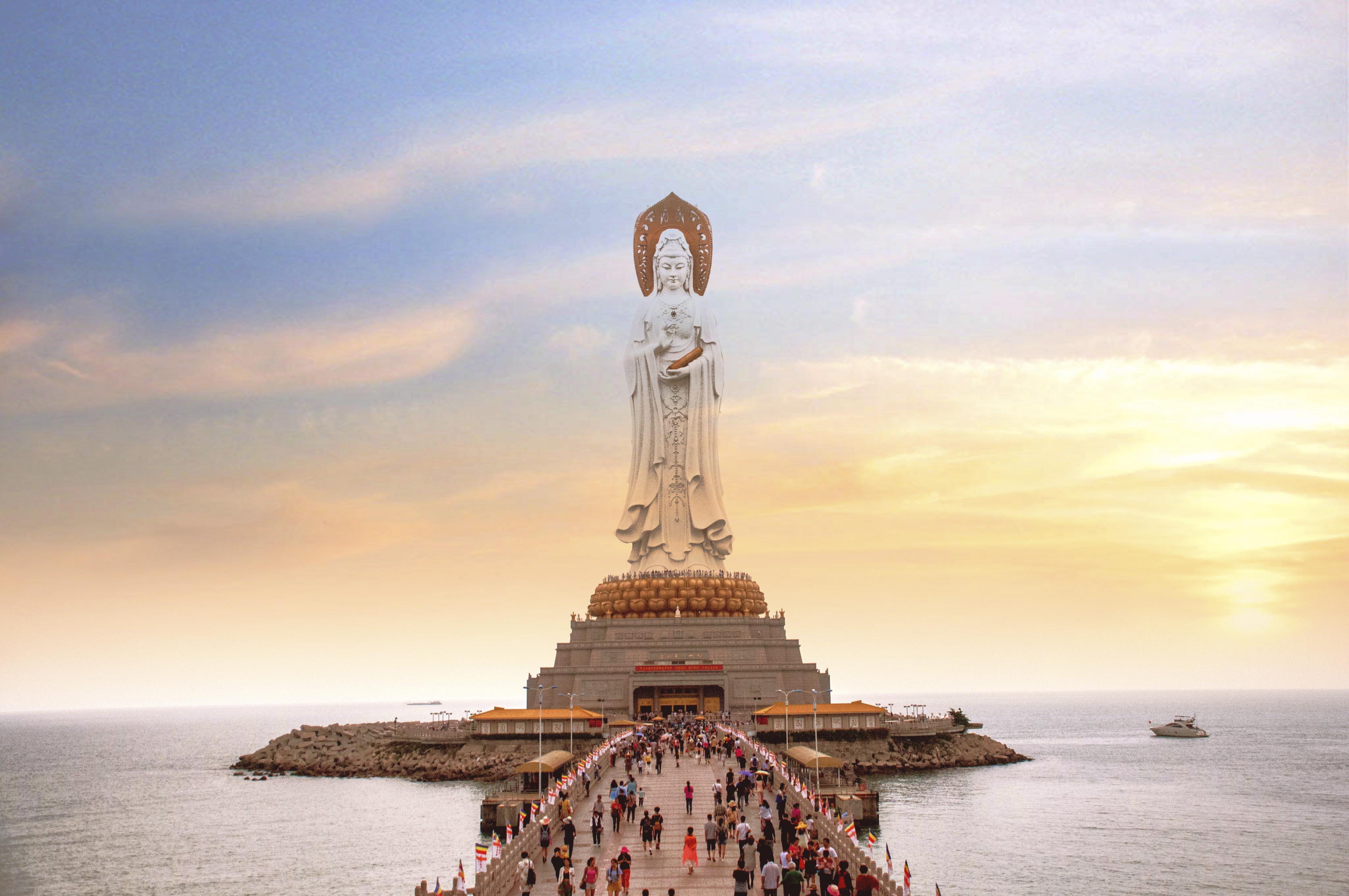 塔-南山寺的主要景点图片