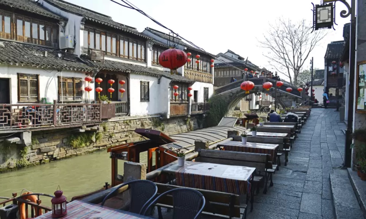【我是达人】老苏州的缩影,吴文化的窗口——山塘街图片