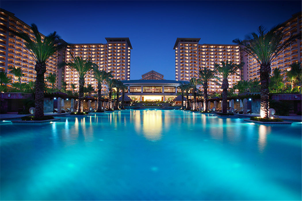 三亚湾国光豪生度假酒店