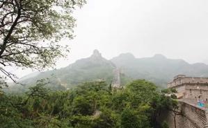 【我是达人】万里长城第一山——角山
