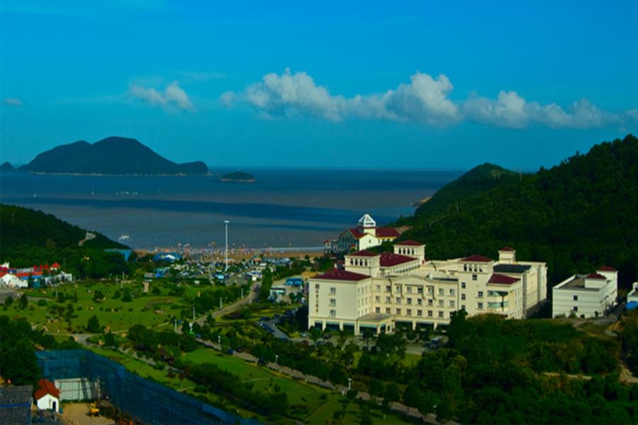 宁波象山松兰山海景大酒店