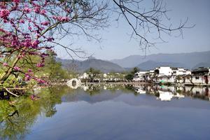 【全民摄影季】在水墨宏村,做一场梦