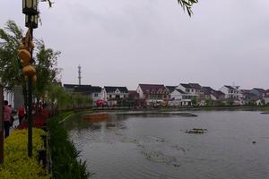 """【我要""""加游包""""】我给上海最后的渔村打个分"""