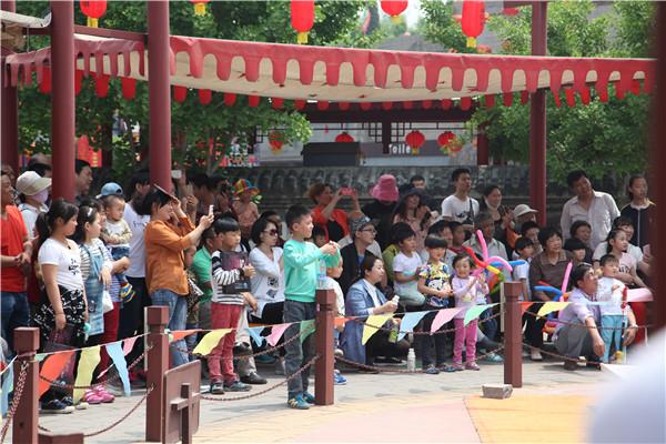 吴桥杂技大世界马戏游乐园