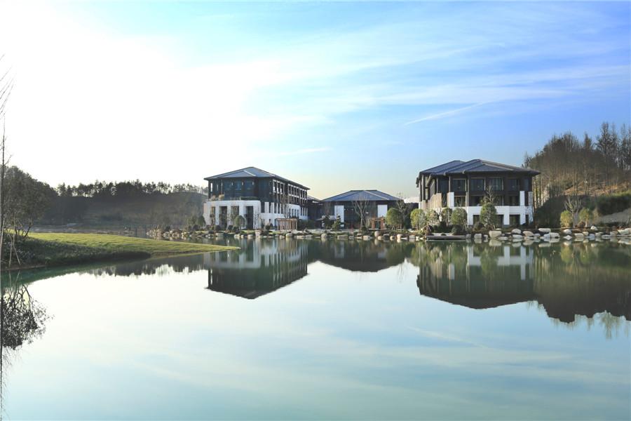 东阳凤凰谷生态度假园区天澜度假酒店