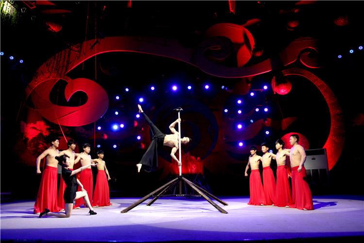 吴桥杂技大世界红牡丹剧场