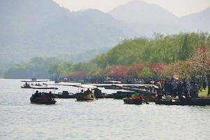 去杭州的春游