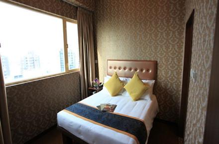 香港华丽都会酒店