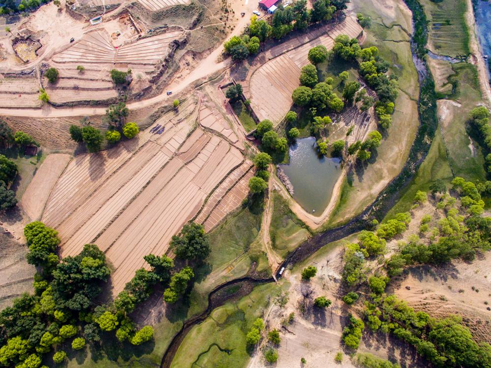 康巴什旅游区图片