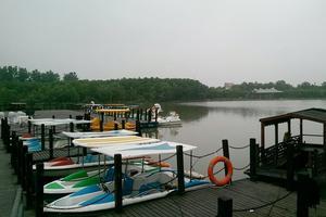 """【一写就""""惠""""】上海雪浪湖亲子度假行"""