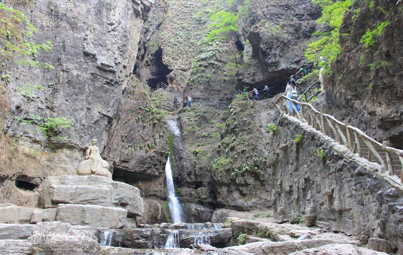 河北保定旅游景点_野三坡百里峡图片大全_景点图片/摄影照片【驴妈妈攻略】