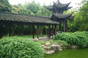 """【一写就""""惠""""】中国四大园林之一个园"""