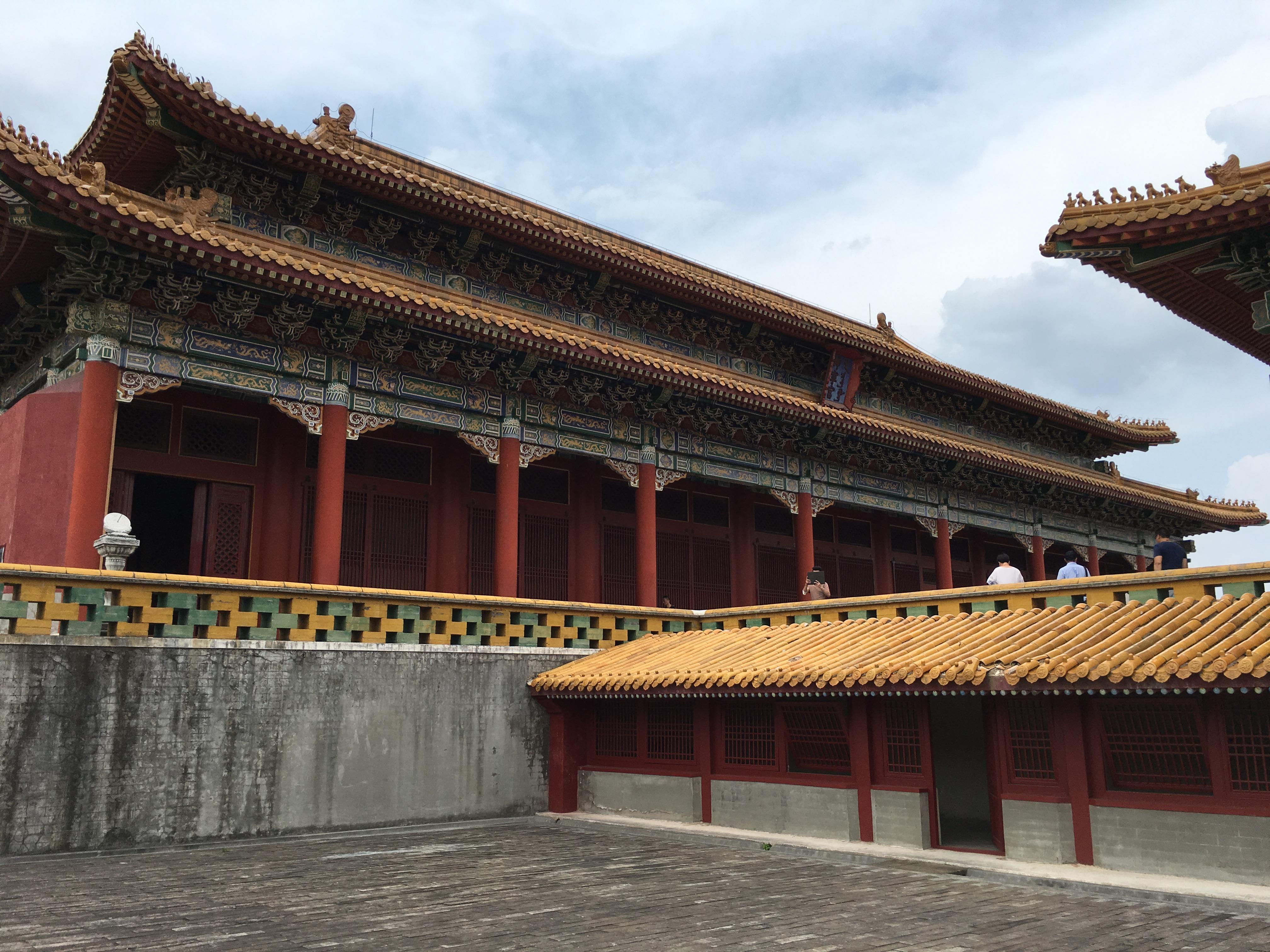 明清宫苑景区               图片