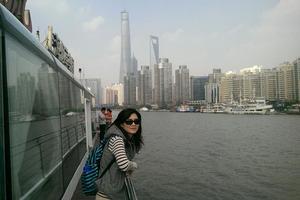 """【一写就""""惠""""】上海东方明珠与游船亲子游"""