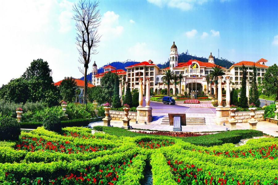 泰州碧桂园凤凰温泉酒店