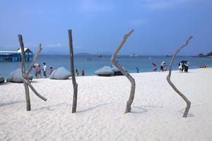 三亚,南海