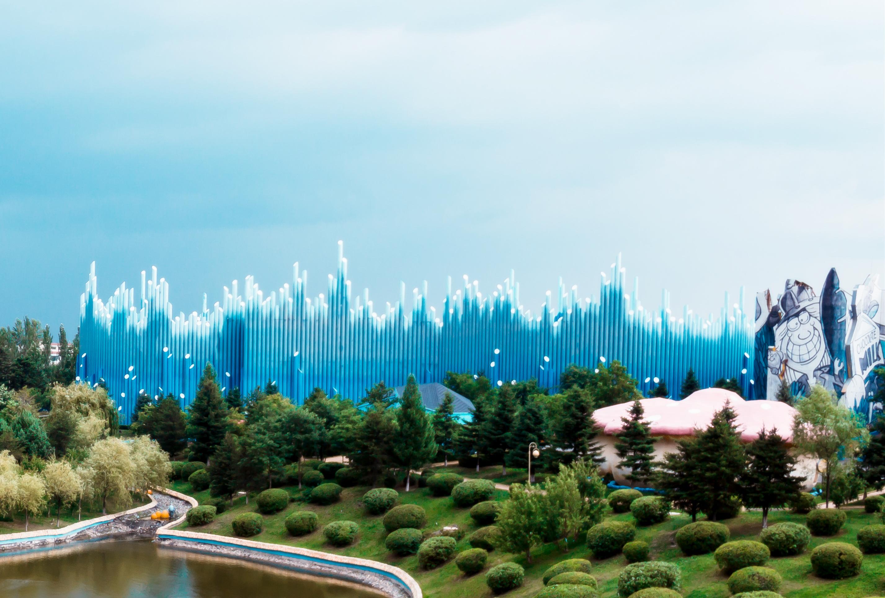 长影世纪城极速穿梭图片