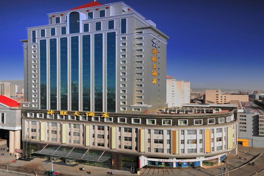 西宁神旺大酒店