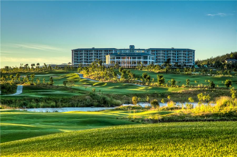 腾冲国际高尔夫旅游度假大饭店