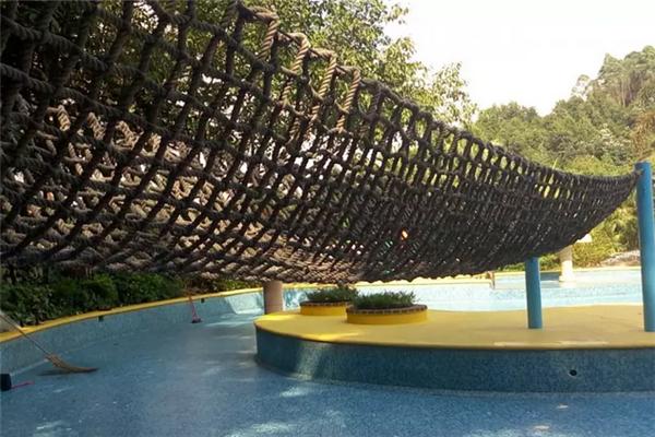 棕榈谷水城人造海浪滩