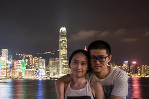 【缤纷迪士尼】载满爱情的巨轮勇征维多利亚港 -香港