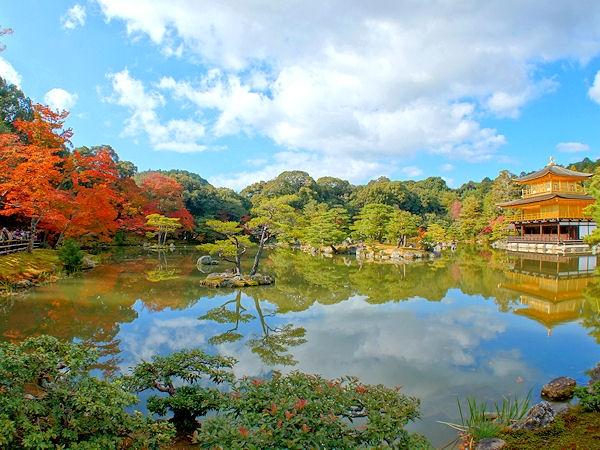 【温泉】京都的红叶景点排名以及优质温泉推荐图片