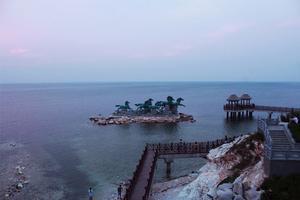 【我是达人】烟台,用以虚度时光的,海滨小城