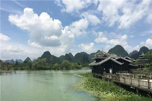 走进美丽无比的桂林山水!