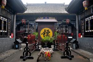 【我是达人】山西川滇二十天背包行(六)平遥+双林寺篇