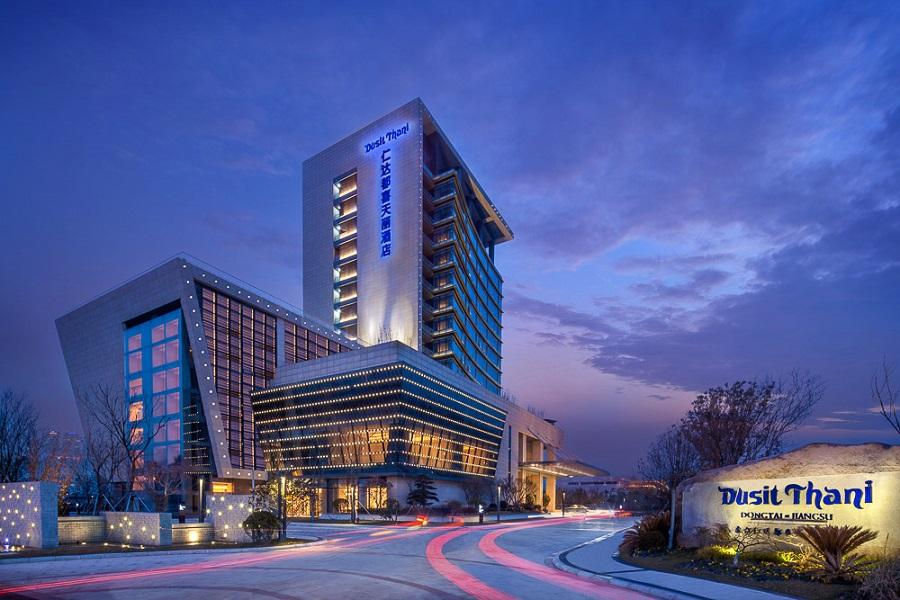 东台仁达都喜天丽酒店
