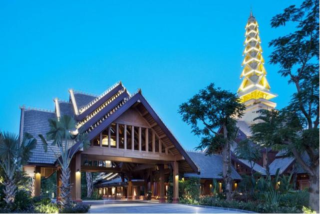 西双版纳洲际度假酒店