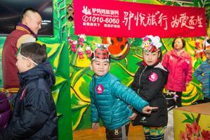 萌娃来聚会啦!上海大自然野生昆虫馆奇妙探秘