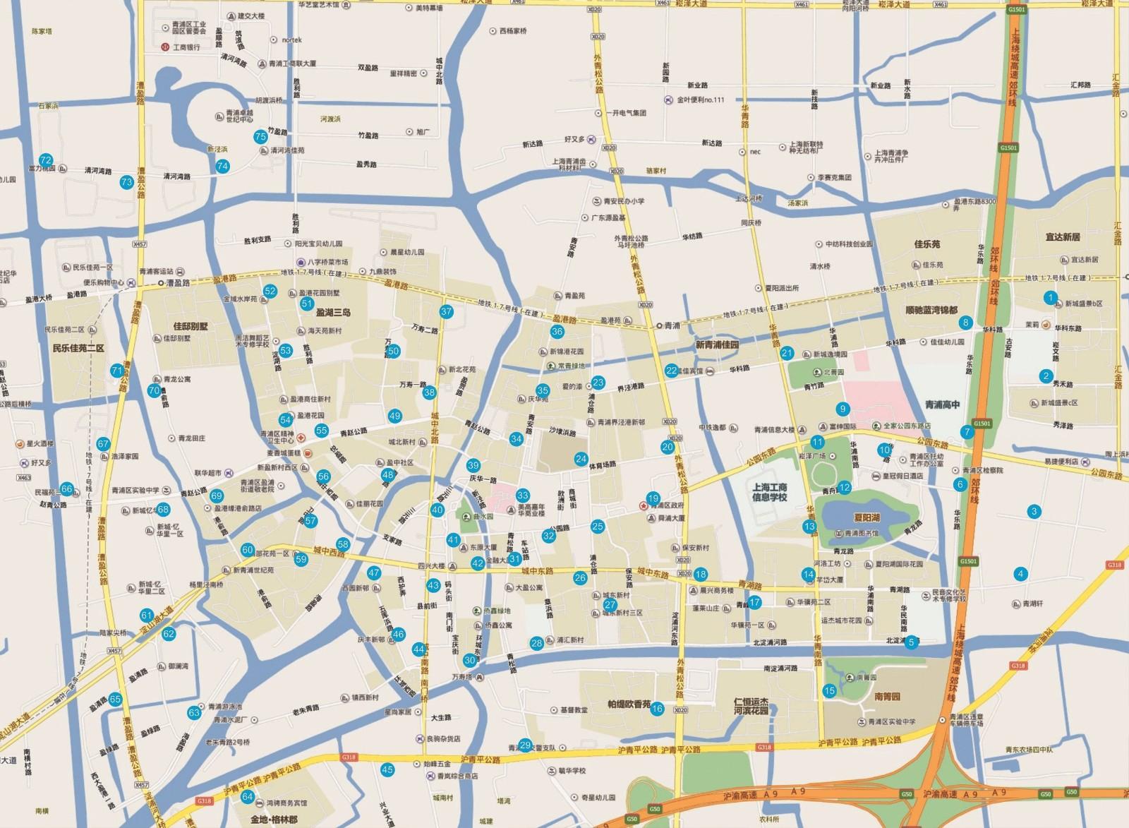 杭州公交线路查询_青浦交通地图_青浦公交线路查询/电子全图/高清下载【驴妈妈攻略】