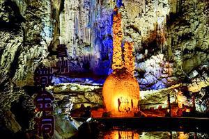 【缤纷迪士尼】贵州织金,探秘地下王国,感受世界奇观