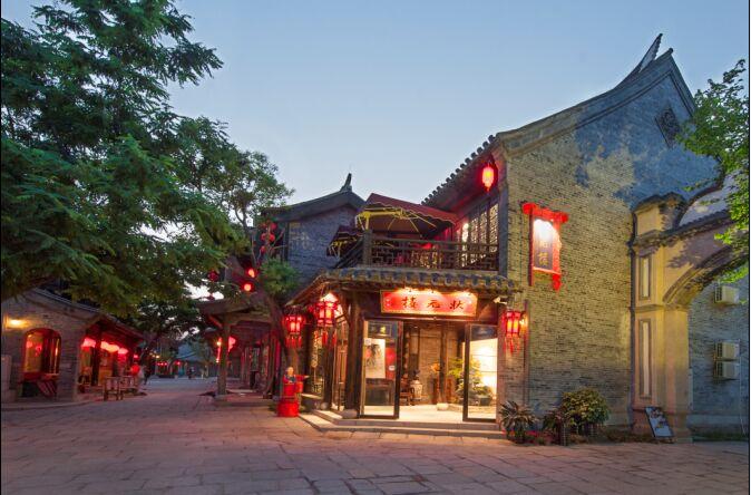 枣庄台儿庄古城状元楼酒店