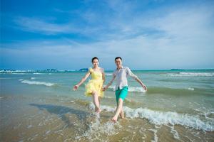 【我是达人】三亚:海之蓝,天之涯