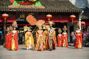 【缤纷迪士尼】假如能回到南宋——杭州宋城全攻略