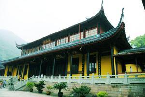 【我是达人】宁波-溪口-普陀山:宁波天童寺