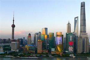 上海,历史与现代