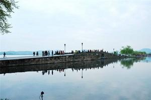 古色古香的美景——杭州西湖