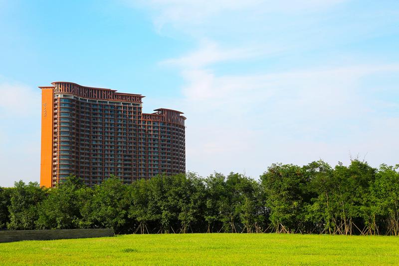 青岛红树林度假世界 珊瑚酒店