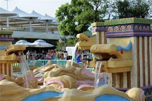 """【一写就""""惠""""】抓住夏天的尾巴,上海玛雅海滩水公园"""