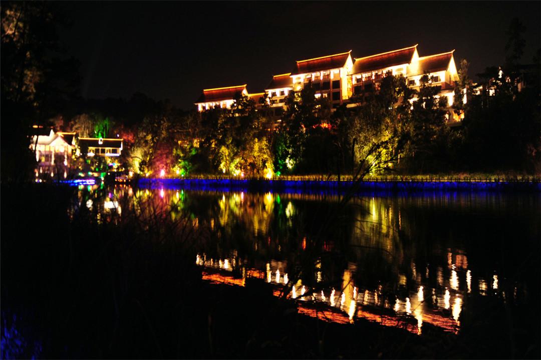 普洱开元梅子湖温泉酒店