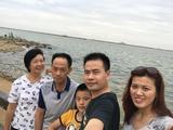 上海金山城市沙滩