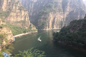 京北最美景点龙庆峡